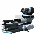 Juggernaut Ship por The_Juggernaut
