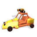 Nitro-Buggy por Feldpudding